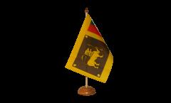 Tischflagge Sri Lanka