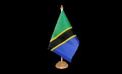Tischflagge Tansania