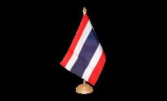Tischflagge Thailand