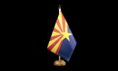 Tischflagge USA Arizona