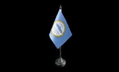 Tischflagge USA City of Boston