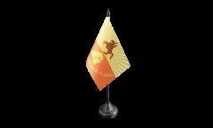 Tischflagge USA City of Jacksonville - 10 x 15 cm