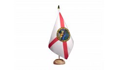 Tischflagge USA Florida