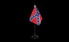 Tischflagge USA Südstaaten
