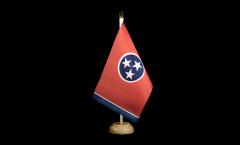 Tischflagge USA Tennessee