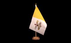 Tischflagge Vatikan
