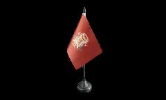 Tischflagge Venezuela Caracas - 10 x 15 cm