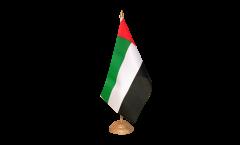 Tischflagge Vereinigte Arabische Emirate