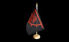 Tischflagge Wikinger Odinicraven