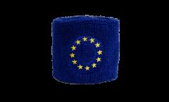 Schweißband Europäische Union EU - 7 x 8 cm