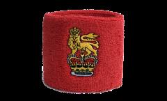 Schweißband Großbritannien British Army - 7 x 8 cm