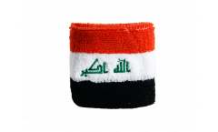 Schweißband Irak - 7 x 8 cm
