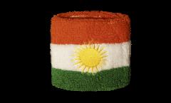 Schweißband Kurdistan - 7 x 8 cm