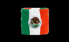 Schweißband Mexiko - 7 x 8 cm