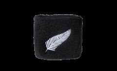 Schweißband Neuseeland Feder All Blacks - 7 x 8 cm
