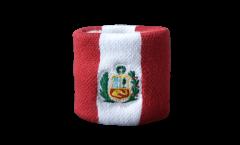Schweißband Peru - 7 x 8 cm