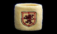 Schweißband Schottland Royal - 7 x 8 cm