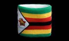 Schweißband Simbabwe - 7 x 8 cm