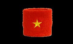 Schweißband Vietnam - 7 x 8 cm
